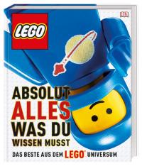 Coverbild LEGO® Absolut alles was du wissen musst von Simon Hugo, 9783831035090