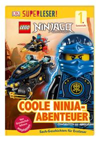 Coverbild SUPERLESER! LEGO® NINJAGO® Coole Ninja-Abenteuer von Beth Davies, 9783831035212