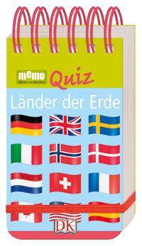Coverbild memo Quiz. Länder der Erde, 9783831035304