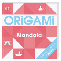 Coverbild Origami – Mandala, 9783831035328