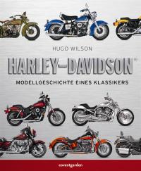 Coverbild Harley-Davidson von Hugo Wilson, 9783831091157