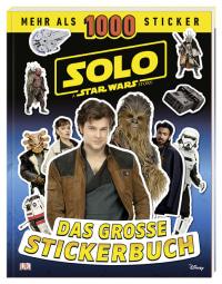 Coverbild Solo: A Star Wars Story™ Das große Stickerbuch, 9783831035113