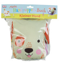 Coverbild Mein Handpuppen-Buch. Kleiner Hund von Franziska Jaekel, 9783831035786