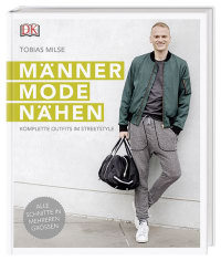 Coverbild Männermode nähen von Tobias Milse, 9783831035083