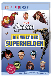 Coverbild SUPERLESER! MARVEL Avengers Die Welt der Superhelden, 9783831035342
