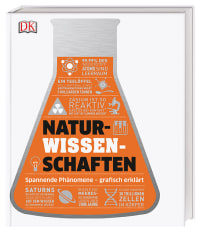 Coverbild #dkinfografik. Naturwissenschaften von Tom Jackson, Derek Harvey, Ginny Smith, Alison Sturgeon, John Woodward, 9783831035397