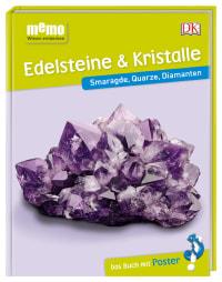 Coverbild memo Wissen entdecken. Edelsteine & Kristalle, 9783831035434