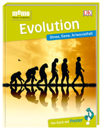 Coverbild memo Wissen entdecken. Evolution, 9783831035465