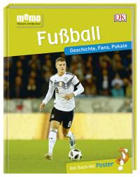 Coverbild memo Wissen entdecken. Fußball, 9783831035472