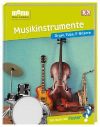 Coverbild memo Wissen entdecken. Musikinstrumente, 9783831035502