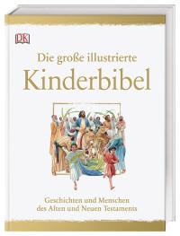 Coverbild Die große illustrierte Kinderbibel, 9783831035571