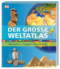Coverbild Der große Weltatlas, 9783831035588