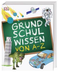 Coverbild Grundschulwissen von A-Z, 9783831035601