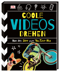 Coverbild Coole Videos drehen von Tim Grabham, 9783831035656
