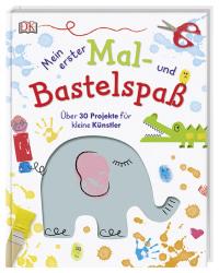 Coverbild Mein erster Mal- und Bastelspaß, 9783831035717