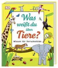 Coverbild Was weißt du über Tiere?, 9783831035731