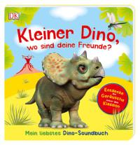 Coverbild Kleiner Dino, wo sind deine Freunde? von Franziska Jaekel, 9783831035755