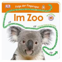Coverbild Folge der Fingerspur. Im Zoo von Sandra Grimm, 9783831035779