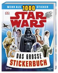 Coverbild Star Wars™ Das große Stickerbuch, 9783831035991