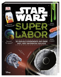 Coverbild Star Wars™ Superlabor von Cole Horton, Liz Heinecke, 9783831036004