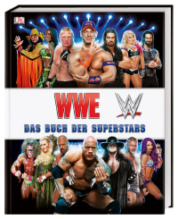 Coverbild WWE Das Buch der Superstars von Jake Black, 9783831036042