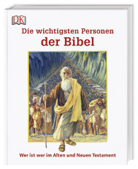 Coverbild Die wichtigsten Personen der Bibel, 9783831036301