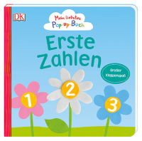 Coverbild Mein liebstes Pop-up-Buch. Erste Zahlen von Sandra Grimm, 9783831036325
