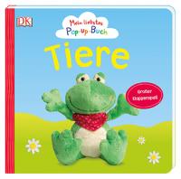 Coverbild Mein liebstes Pop-up-Buch. Tiere von Sandra Grimm, 9783831036332