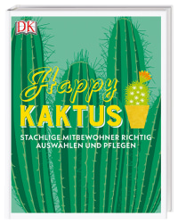 Coverbild Happy Kaktus von John Pilbeam, 9783831036356