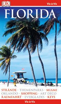Coverbild Vis-à-Vis Reiseführer Florida, 9783734201844
