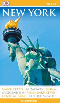 Coverbild Vis-à-Vis Reiseführer New York, 9783734201851