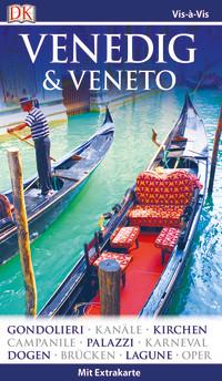 Coverbild Vis-à-Vis Reiseführer Venedig & Veneto, 9783734201899