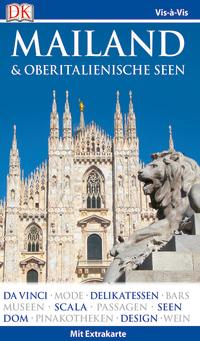 Coverbild Vis-à-Vis Reiseführer Mailand & Oberitalienische Seen, 9783734201929