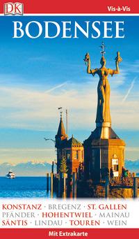 Coverbild Vis-à-Vis Reiseführer Bodensee, 9783734201974