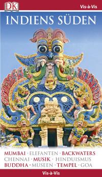 Coverbild Vis-à-Vis Reiseführer Indiens Süden, 9783734201998