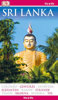 Coverbild Vis-à-Vis Reiseführer Sri Lanka, 9783734202001