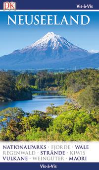 Coverbild Vis-à-Vis Reiseführer Neuseeland, 9783734202018