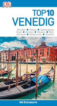Coverbild Top 10 Reiseführer Venedig, 9783734205743