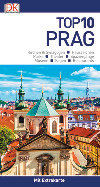 Coverbild Top 10 Reiseführer Prag, 9783734205750