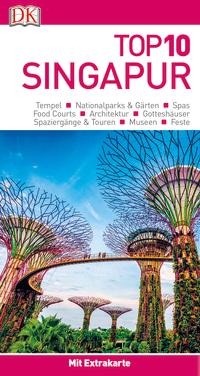Coverbild Top 10 Reiseführer Singapur, 9783734205767