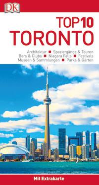 Coverbild Top 10 Reiseführer Toronto, 9783734205774