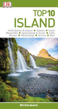 Coverbild Top 10 Reiseführer Island, 9783734205811