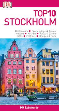 Coverbild Top 10 Reiseführer Stockholm, 9783734205828