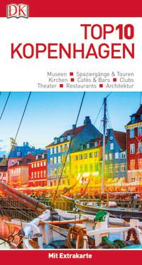 Coverbild Top 10 Reiseführer Kopenhagen, 9783734205835