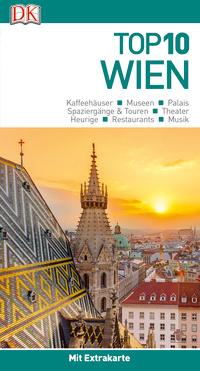 Coverbild Top 10 Reiseführer Wien, 9783734205842