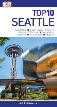 Coverbild Top 10 Reiseführer Seattle, 9783734205859