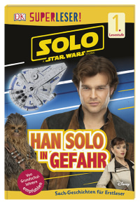 Coverbild SUPERLESER! Solo: A Star Wars Story™ Han Solo in Gefahr, 9783831035922
