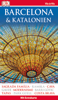 Coverbild Vis-à-Vis Reiseführer Barcelona & Katalonien, 9783734201905