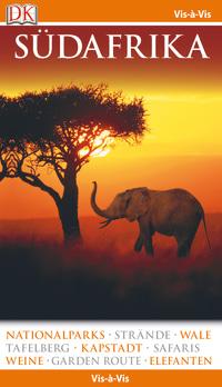 Coverbild Vis-à-Vis Reiseführer Südafrika, 9783734202155