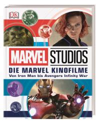 Coverbild MARVEL Studios Die Marvel Kinofilme von Adam Bray, 9783831035335